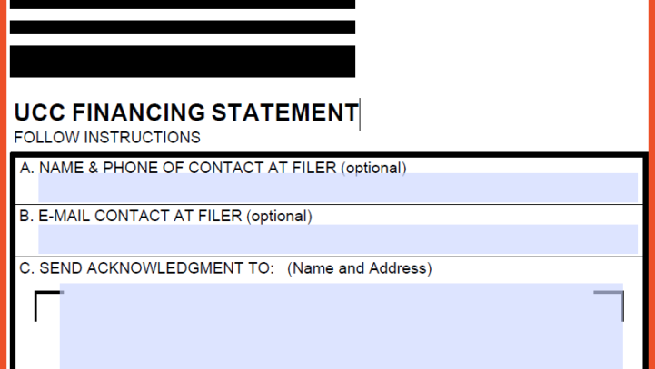 UCC Filing has never been simpler!