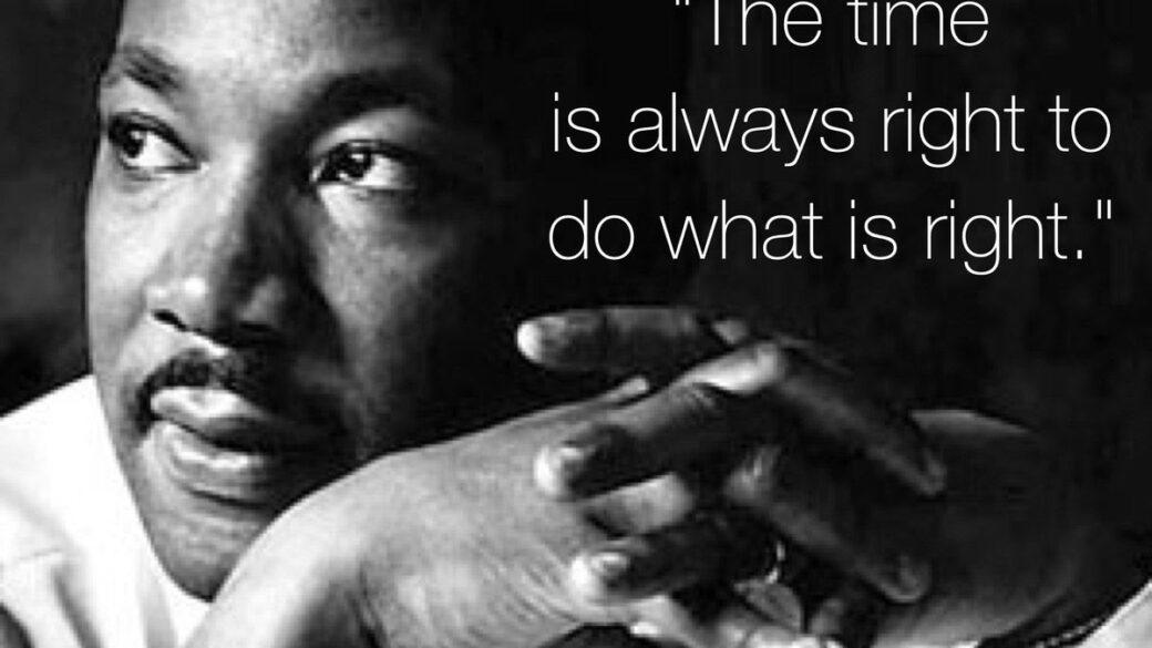MLK Jr. Day Closures: